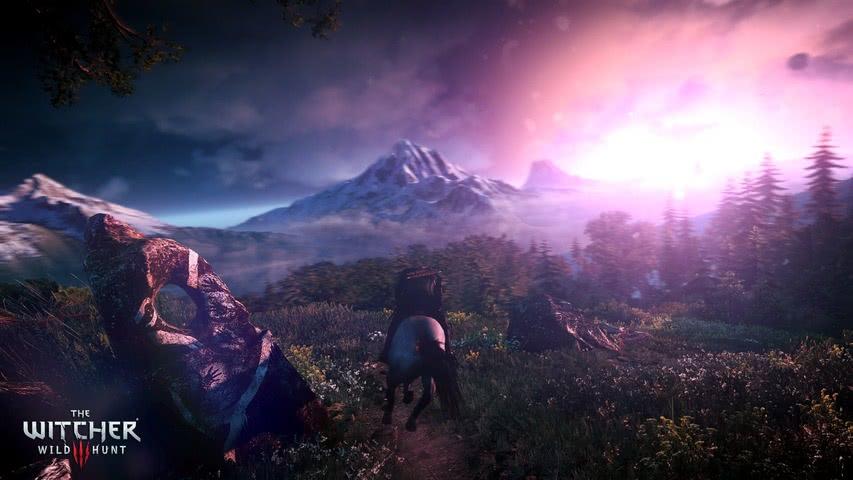 witcher 3 official screenshots 5