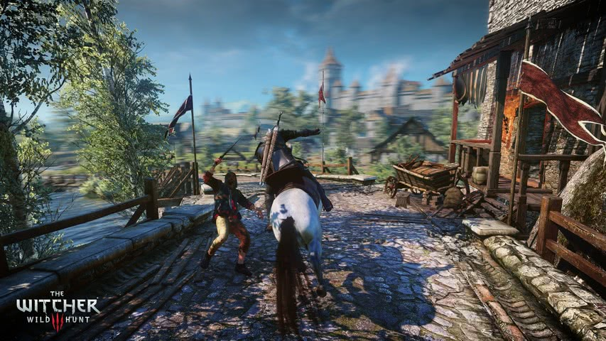 witcher 3 official screenshots 6