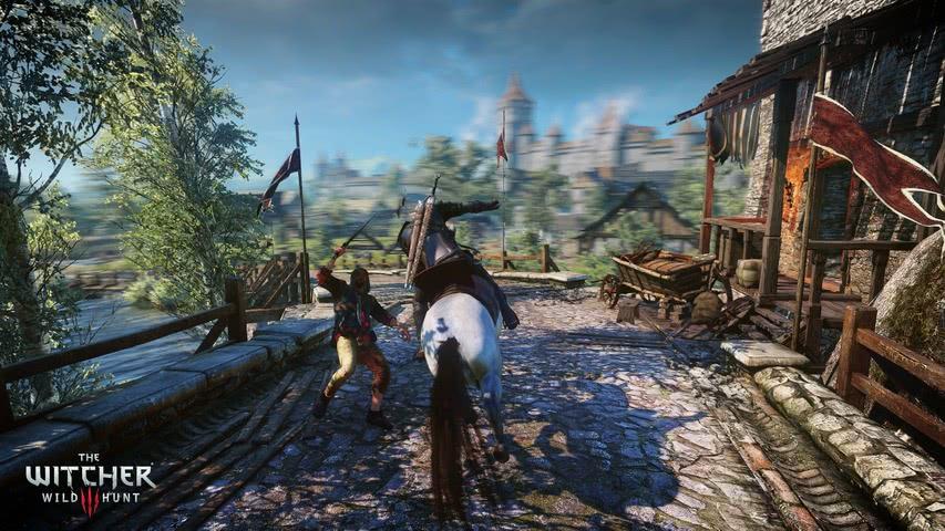 witcher 3 official screenshots 6