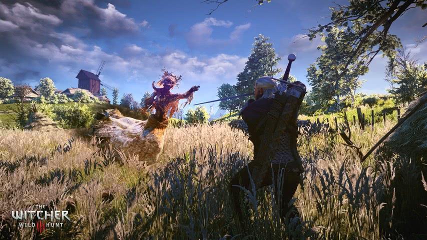 witcher 3 official screenshots 8