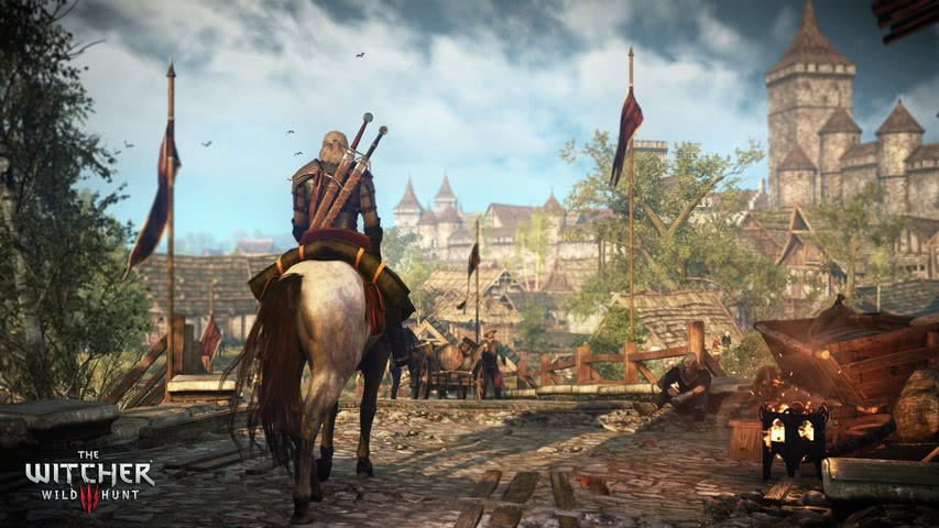 witcher 3 official screenshots 10