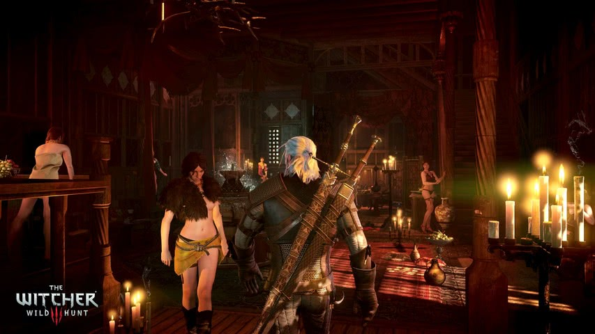 witcher 3 official screenshots 15