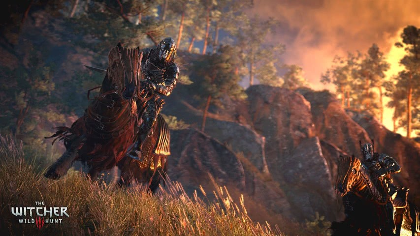witcher 3 official screenshots 22