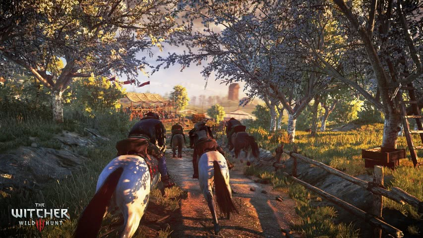 witcher 3 official screenshots 26