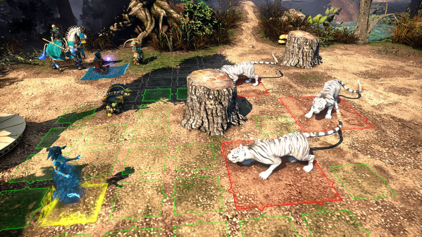Меч и Магия Герои VII screenshot 2