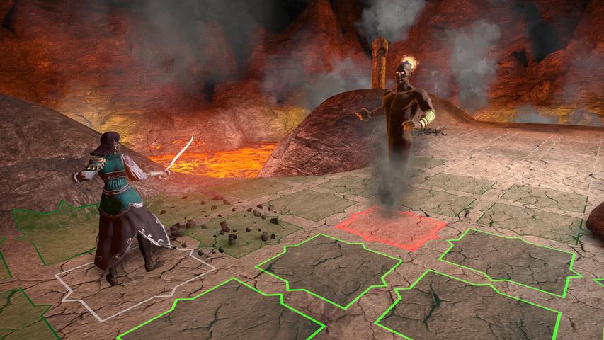 Меч и Магия Герои VII screenshot 3