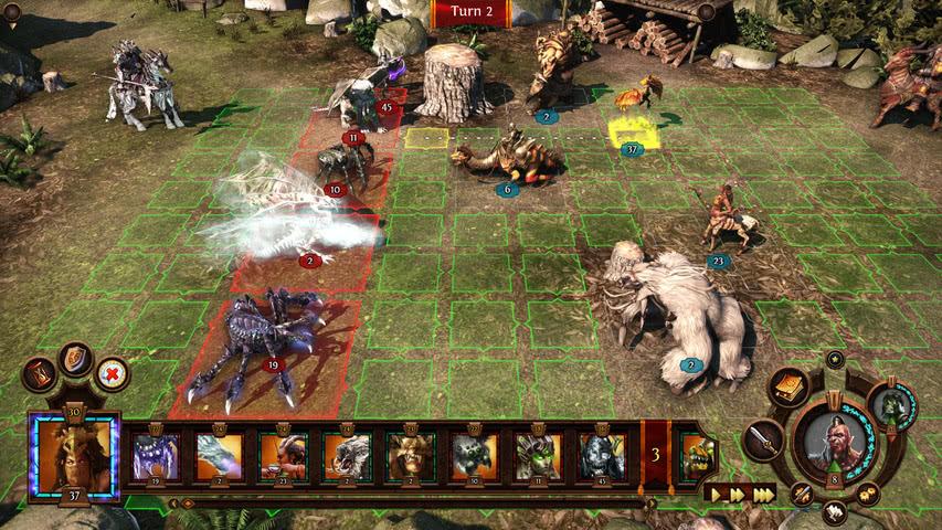 Меч и Магия Герои VII screenshot 4