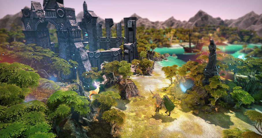 Меч и Магия Герои VII screenshot 5