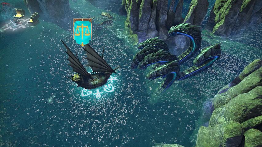 Меч и Магия Герои VII screenshot 6