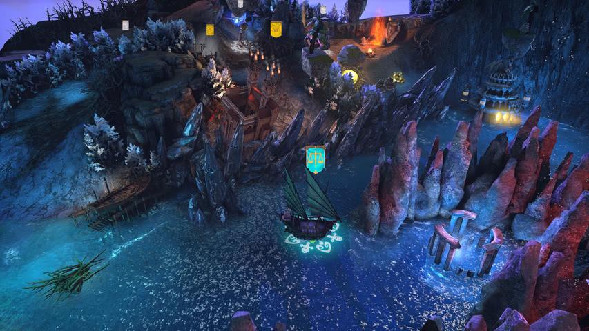 Меч и Магия Герои VII screenshot 8