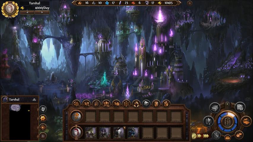 Меч и Магия Герои VII screenshot 9