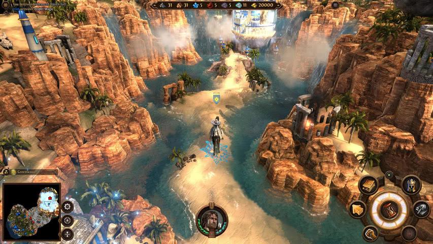 Меч и Магия Герои VII screenshot 10