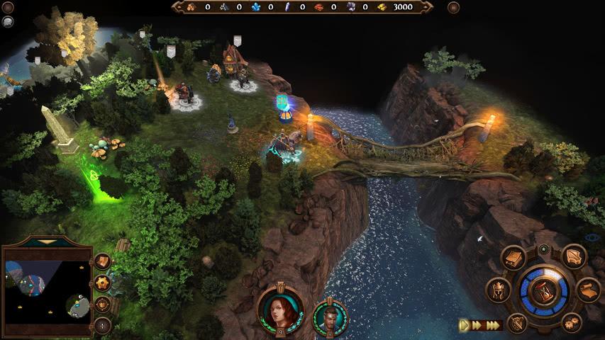 Меч и Магия Герои VII screenshot 11