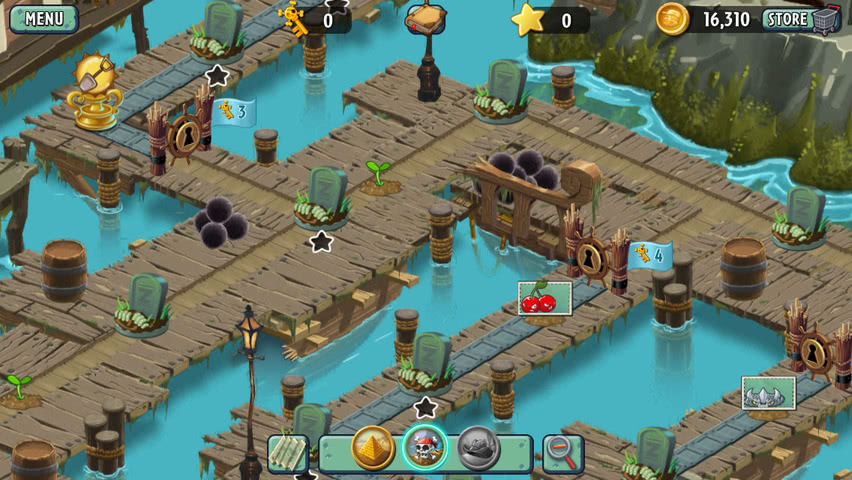 Plants vs Zombies 2 official screenshot 8